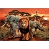 African reserve: The Pride